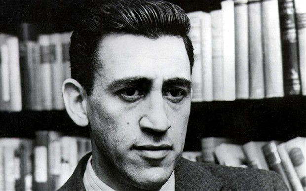J. D, Salinger in 1953. (Photo by Rex Features, found on telegraph.co.uk)
