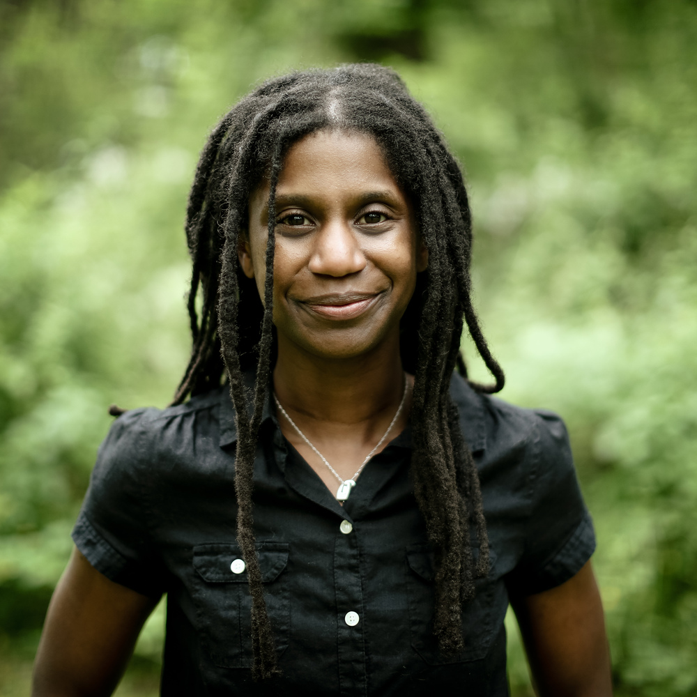 Jocelyn Johnson (photo taken from author's website)