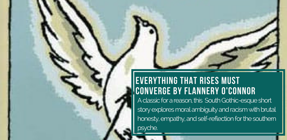 #4 - Everything That Rises Must Converge by Flannery O'Connor