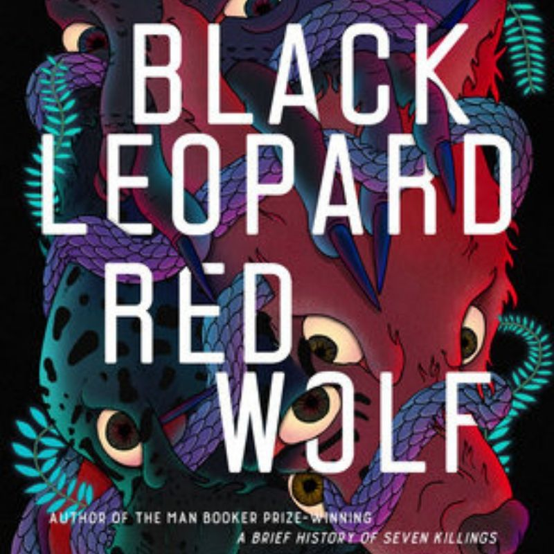 Discussing Black Leopard Red Wolf by Marlon James | Literary Roadhouse Bookclub Ep 26